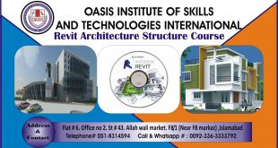 Revit Architecture Structure Course in Islamabad